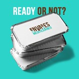Prepárate para llevar 🧺 a casa todo lo que tus clientes necesitan. 𝗥𝗲𝗮𝗱𝘆 𝗼𝗿 𝗻𝗼𝘁? Encuentra el envases de aluminio 🔝 que necesitas, con o sin tapa transpirable (pollo asados, arroces, tapas y raciones 🤤). Presupuesto personalizado para pedidos grandes y recurrentes. Todo el catálogo en ➡️ www.envasesdelmediterraneo.com ⬅️  #envasesdelmediterraneo #envases #envasestakeaway #takeawayfood #envasesbiodegradables #envasesbio