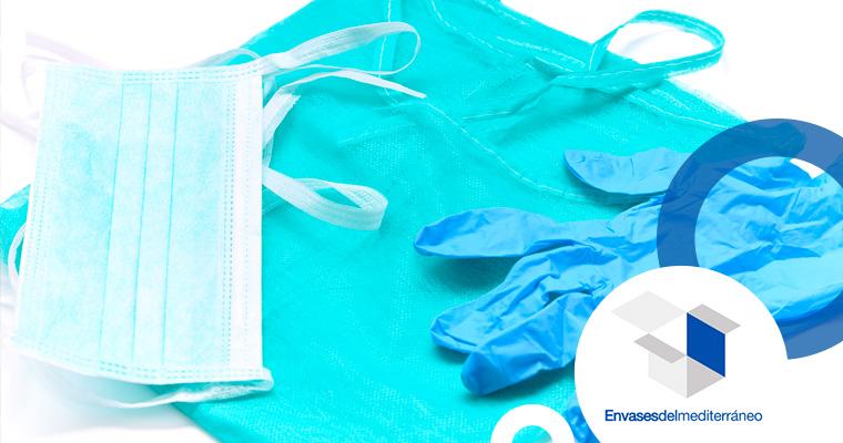 Recomendaciones útiles sobre material higiénico y de protección sanitaria para el sector de la alimentación