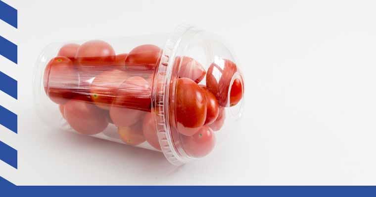 Envases y embalajes de plástico para alimentos