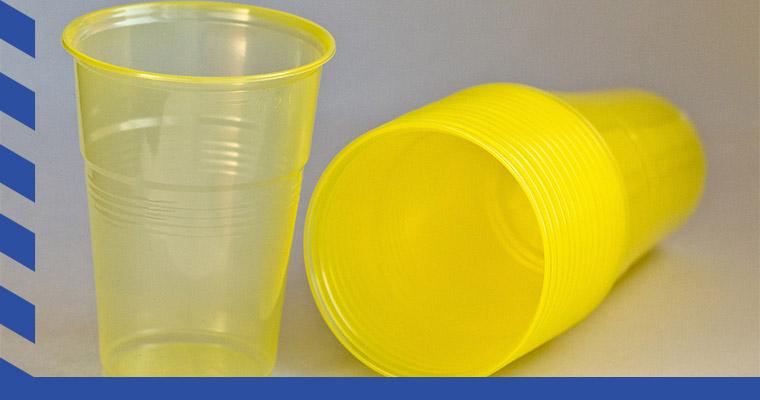 Los vasos desechables suelen ser un producto con mucha demanda